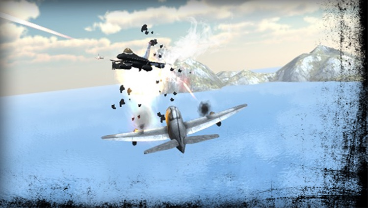 Airplane War Shooting Game 3D - The Ultimate Attack
