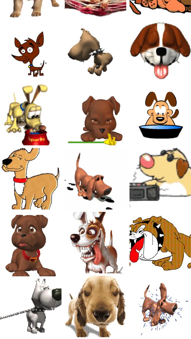 点击获取Dog Emojis