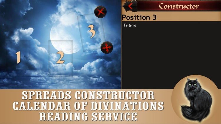 Tarot reading - FREE fortune-telling and divinations app for prediction screenshot-3