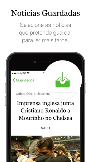 Sapo Jornais Na App Store