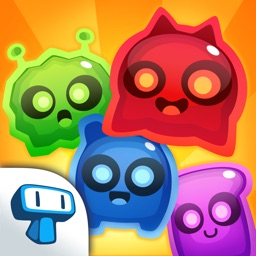 oNomons Journey - Puzzle Matching Adventure Game with Jelly Monsters