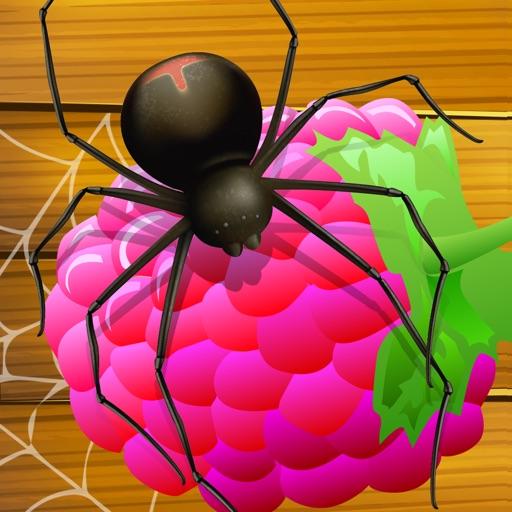 Attack of the Spider! 蜘蛛,臭蟲,甲蟲和怪物的攻擊 - 兒童遊戲