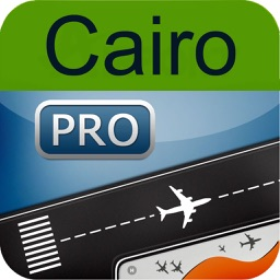 Cairo Airport Pro (CAI) Flight Tracker Radar