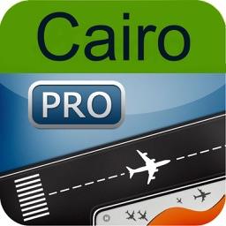 Cairo Airport Pro (CAI) Flight Tracker Radar