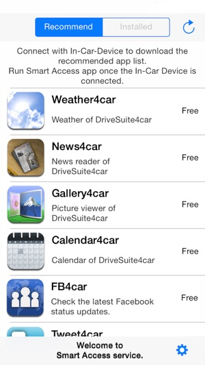 Smart Access on the App Store