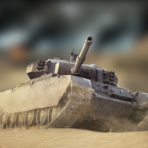 Modern Battle Tank War