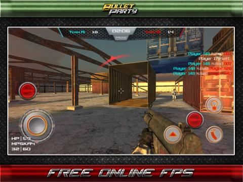 ⛔ Best online shooting games for iphone | Best FPS (First