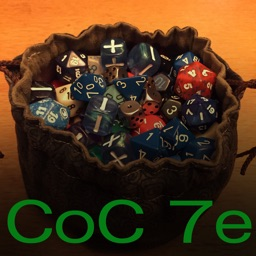 Call of Cthulhu 7e Dice Helper