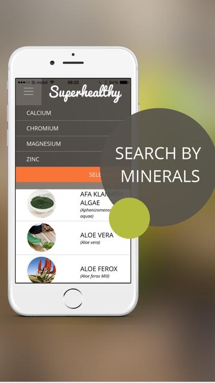 Superhealthy - Nature Cures screenshot-4