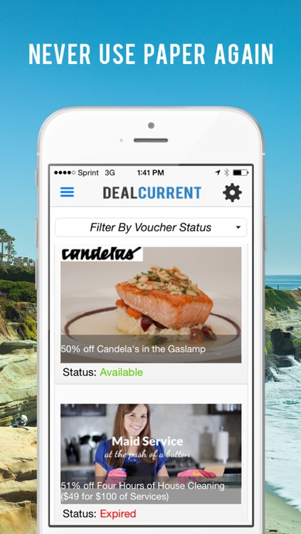Deal Current - San Diego's Best Local Deals & Coupons screenshot-4