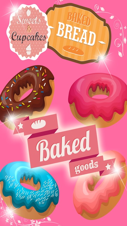 Aaha! Sweet Bakery - Fun Cooking Story screenshot-0