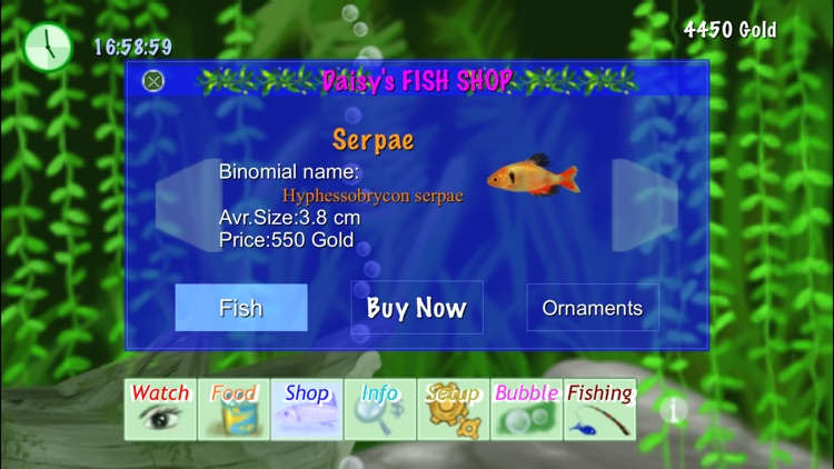 FreshWater Aquarium screenshot-4