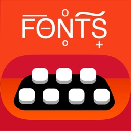 Better Fonts Keyboard for iOS 8 - 100 fonts and cool text keyboard for iPhone, iPad, iPod