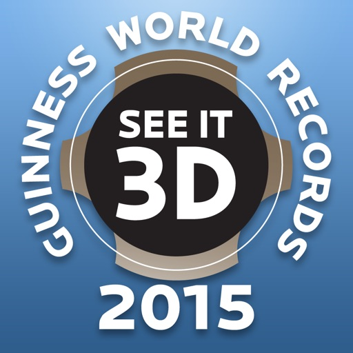 GUINNESS WORLD RECORDS 2015 - Augmented Reality icon
