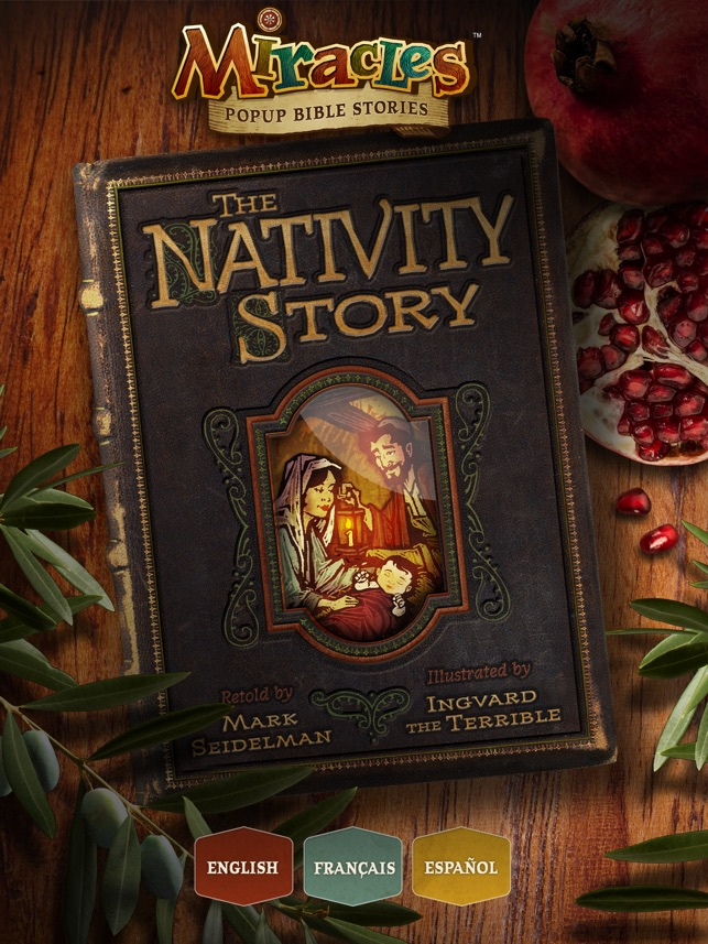 The Nativity Story - Popup Christmas Story about the Birth of Jesus ...
