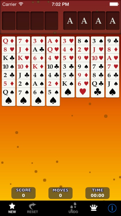 NBTD FreeCell screenshot-1