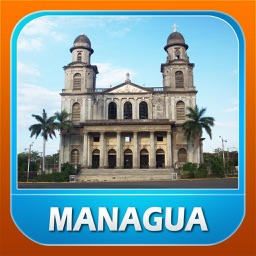 Managua City Offline Travel Guide