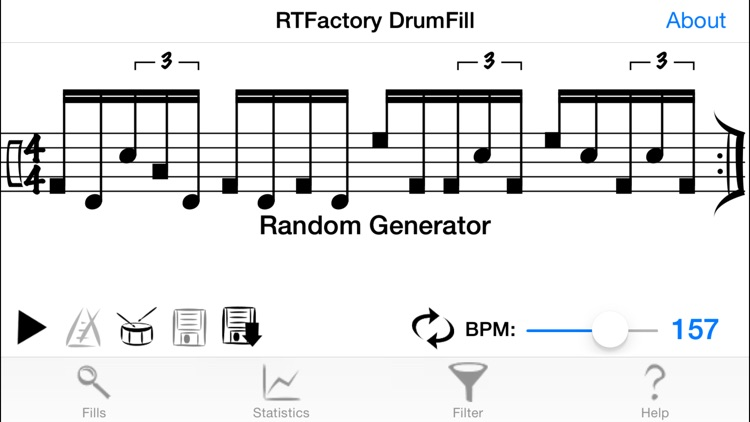 RTFactory DrumFill screenshot-4