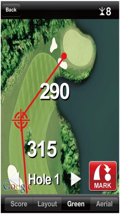Sonocaddie 3 Golf GPS PRO screenshot-1