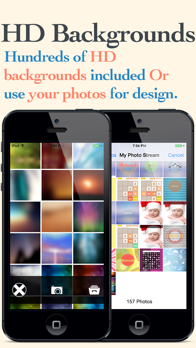 Blurred lite - Create your own custom blur wallpapers screenshot two