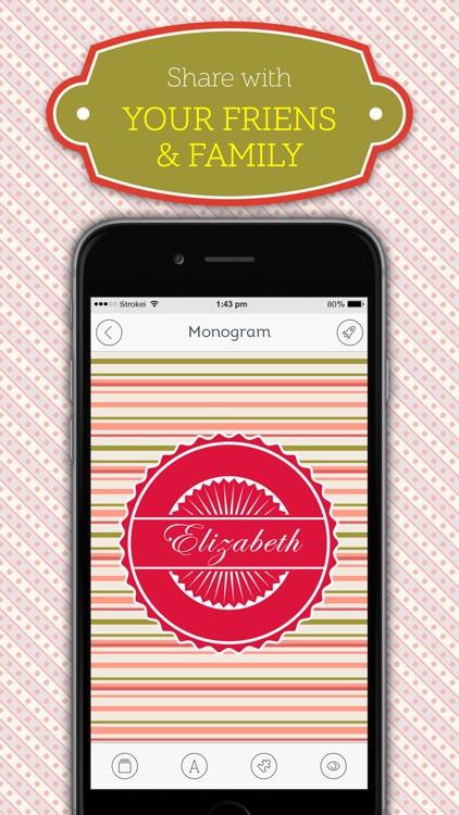 Monogram HD Wallpaper & Lock Screen Creator Pro screenshot-4