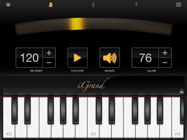 ‎iGrand Piano for iPad