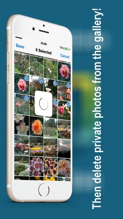 Hide Pictures - Photo Safe screenshot-3