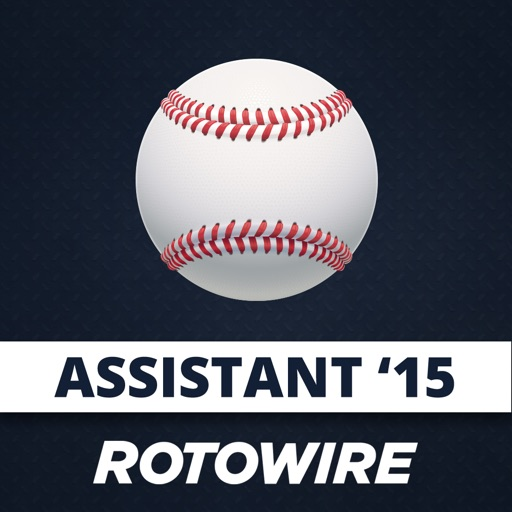 RotoWire Fantasy Baseball Assistant 2015 icon