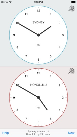 clocks a world time calculator on the app store