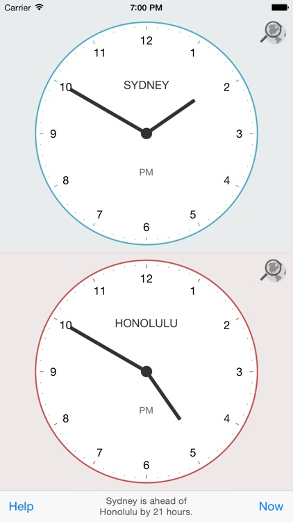 clocks a world time calculator by andy drizen