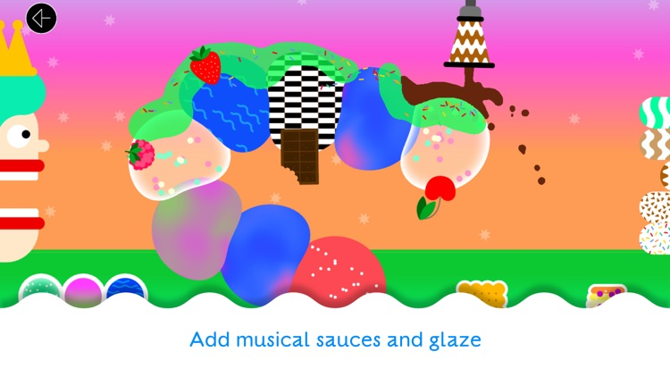 Bubl Ice Cream - A musical dessert for kids screenshot-3
