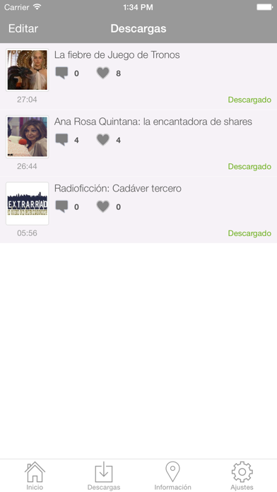El Extrarradio Screenshot