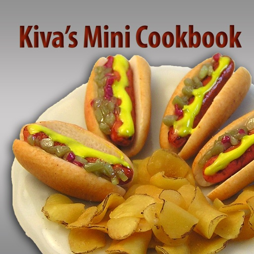 Kiva's Mini Cookbook icon