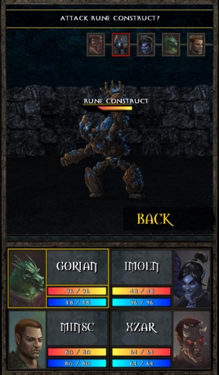 Dungeoneers Quest screenshot-4