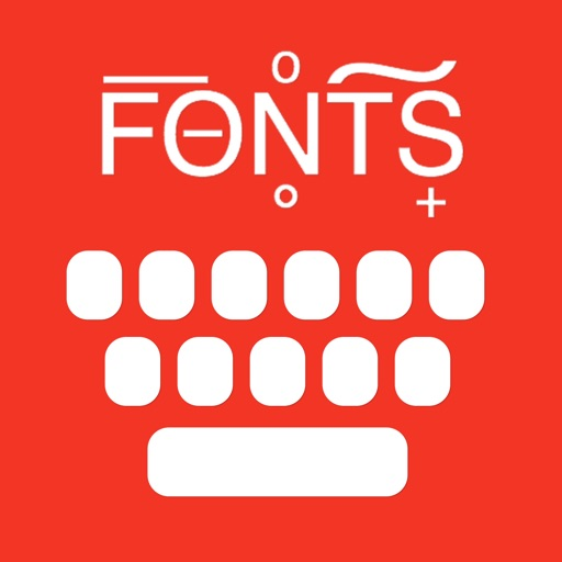 Cool Fonts Keyboard for iOS 8 - better fonts and cool text keyboard for iPhone, iPad, iPod