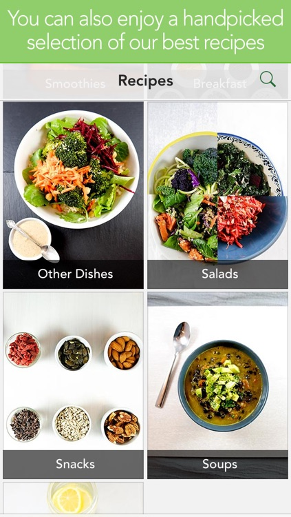 14 Day Detox including meal plan and cleansing guides screenshot-3