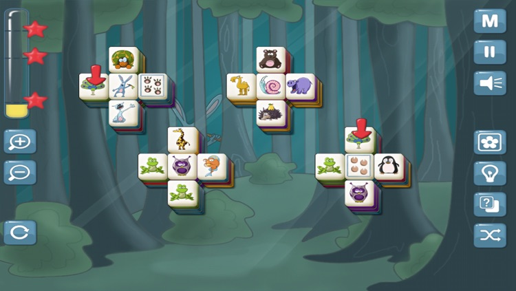 Zoo Mahjong Free screenshot-3