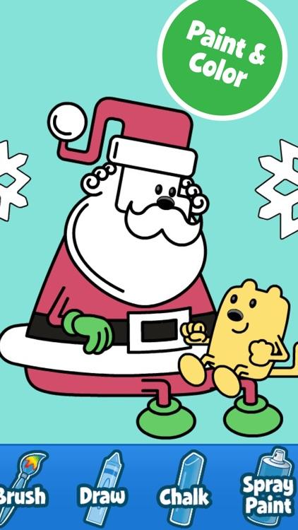 Wubbzy's The Night Before Christmas screenshot-3