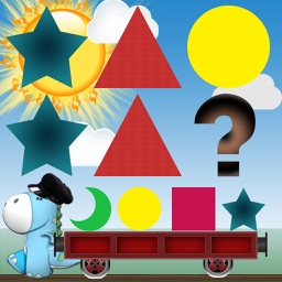 Caboose - Learn Patterns and Sorting with Letters, Numbers, Shapes and Colors,