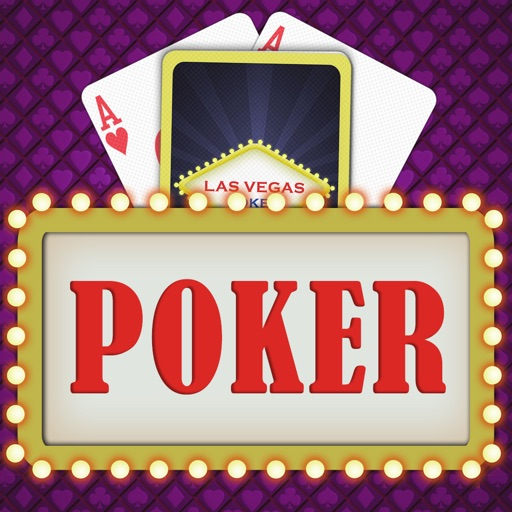 Las Vegas Casino Poker Party - Best American gambling table icon
