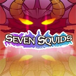 Seven Squids