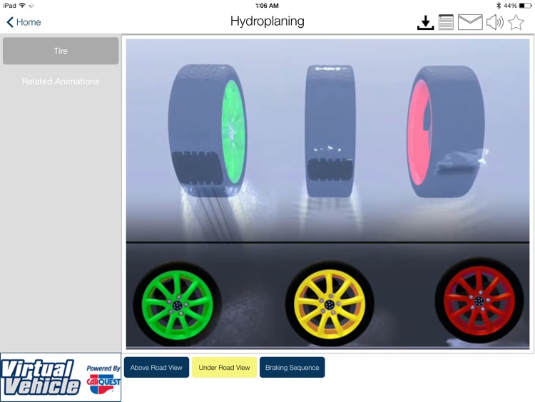 CARQUEST Virtual Vehicle screenshot-3