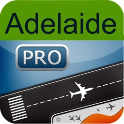 Adelaide Airport+Flight Tracker