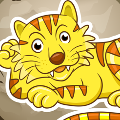 Adorable Animals: a Game to learn and play with Pets for Children