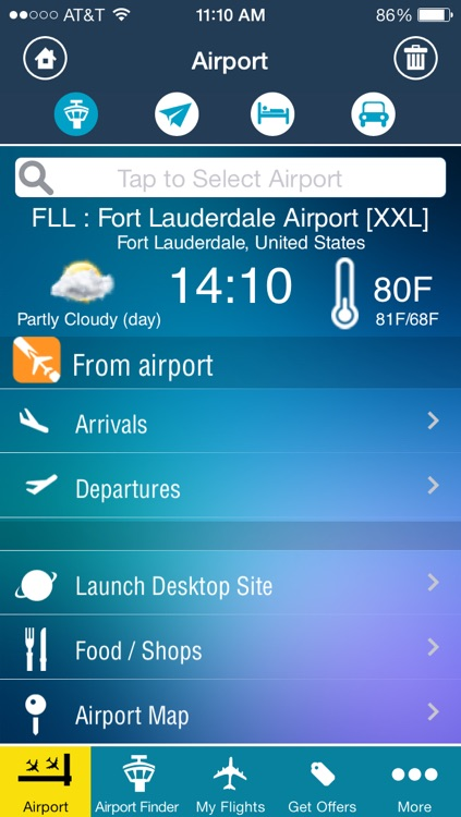 Fort Lauderdale Airport (FLL) Flight Tracker Hollywood radar