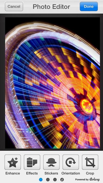 Apex Slow-Shutter Cam &  Photo-Lab Editor- Fast Edits Edition PRO screenshot-3