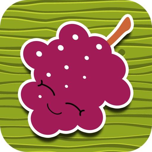 中英文儿童识物及游戏:常见水果