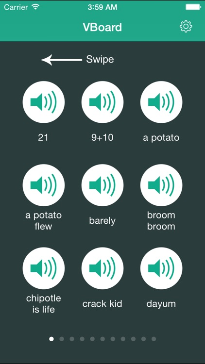 VBoard - Sounds of Vine, Soundboard for Vine Free - OMG Sounds, VSounds screenshot-0