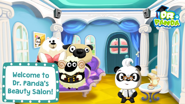 Dr. Panda Beauty Salon screenshot-0