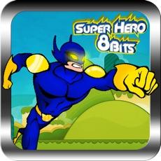 Activities of Super Hero 8 bits Arcade Legends